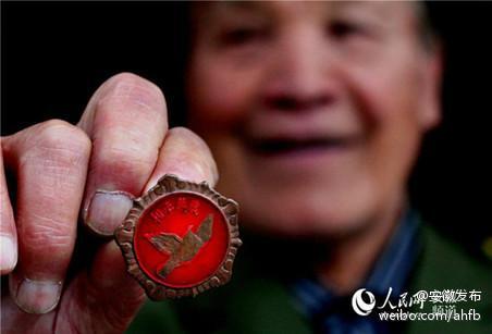 83岁抗美援朝老兵自费建造纪念馆